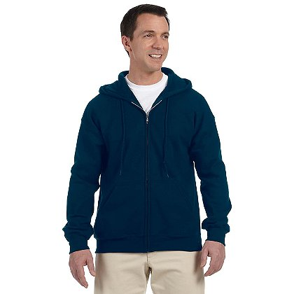 Gildan Ultra Blend Full-Zip Hooded Sweatshirt