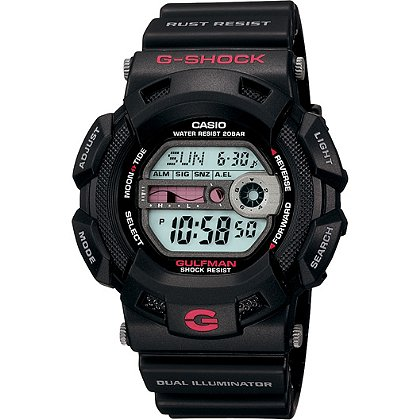 Casio G-Shock Gulfman Digital Watch