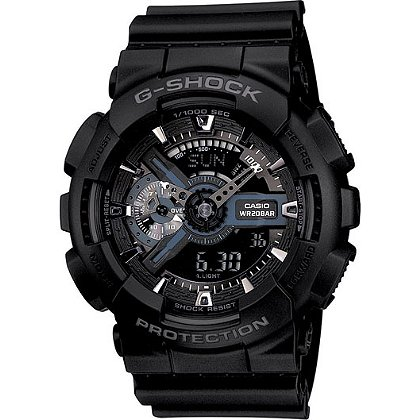 Casio XL Analog/Digital G-Shock Watch