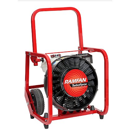 Ramfan Gasoline Powered Positive Pressure Ventilator