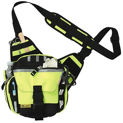 2W International High Visibility Push Pack Bag