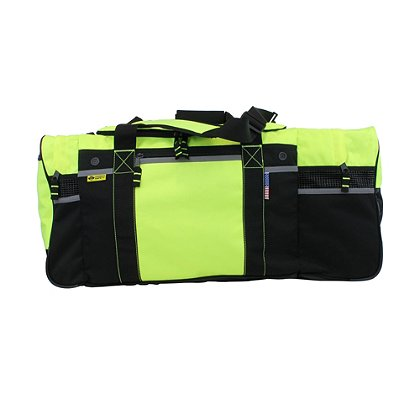 2W International High Visibility Large Turnout Gear Bag