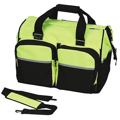 2W International High Visibility Deluxe Gear Bag