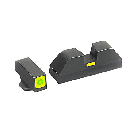 AmeriGlo Combative Application Pistol (CAP) Sights for Glock Pistols