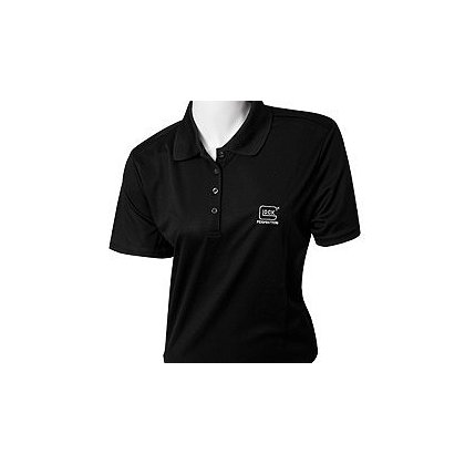 GLOCK Core 365 Polo, Women's Black