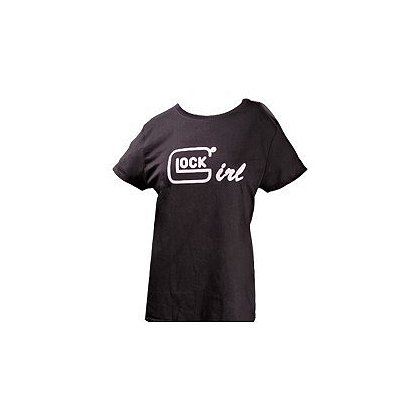 Glock Girl T-Shirt, Black