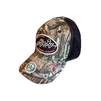 Gettin Salty Apparel Salty Dog Mossy Oak Legacy Hat