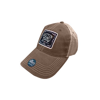 Gettin Salty Apparel Old Favorite Trucker Hat