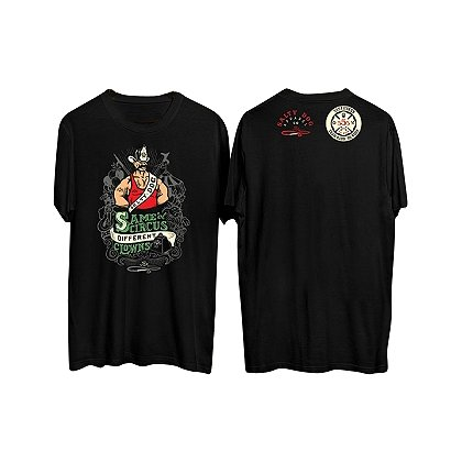 Same Circus Different Clowns Firefighter Short-Sleeve T-Shirt