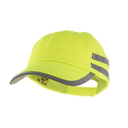 Game Sportswear Hi-Vis Cap, Neon Lime