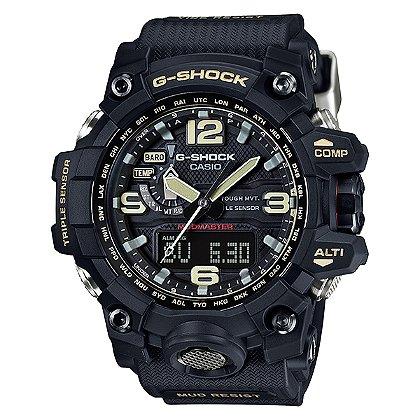 Casio G-Shock Mudmaster Solar Atomic Watch
