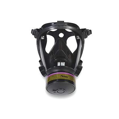 Honeywell Survivair Opti-Fit Tactical Riot Control Gas Mask