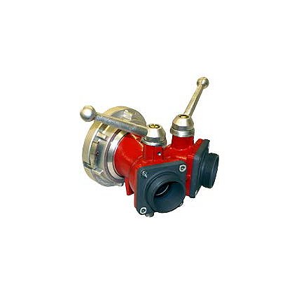Harrington inc.  2-way Ball Valve