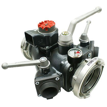 Harrington 3-Way Ball Valve Manifold