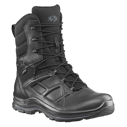 Haix Black Eagle Tactical 2.0 GTX High Side-Zip Boot