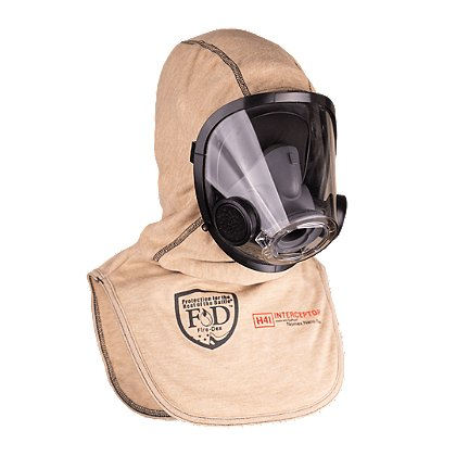 Fire-Dex H41 Interceptor™ Hood with DuPont™ Nomex® Nano Flex