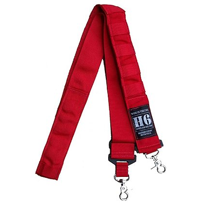 Homeland Six Red Radio Strap