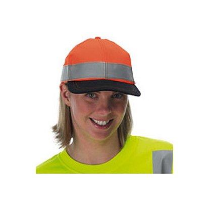 Lakeland Hi-Vis Baseball Cap, Blank or
