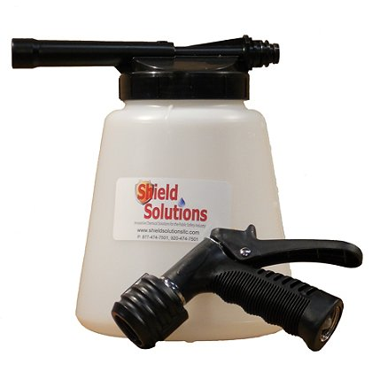 Shield Solutions Hose End Foam Sprayer