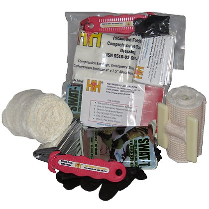 H&H Medical Corporation Ready to Go Bleeding Control Kit
