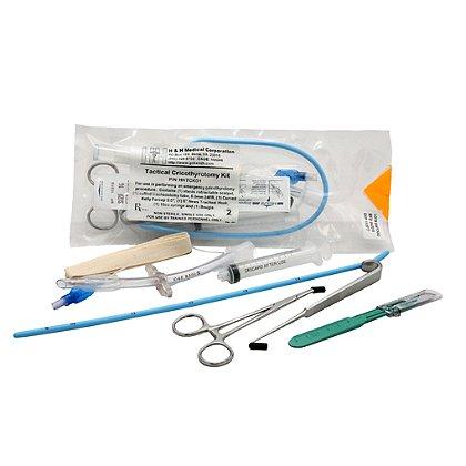 H&H Medical Tactical Cricothyrotomy Kit
