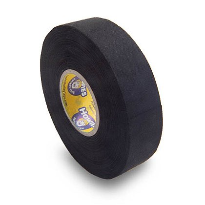 Howies Premium Black Cloth Hockey Tape, 1