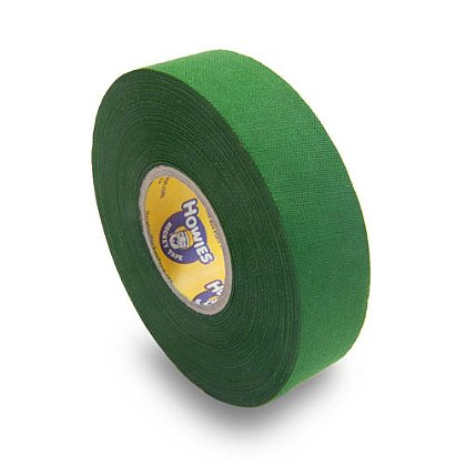 Howies Premium Green Cloth Hockey Tape, 1