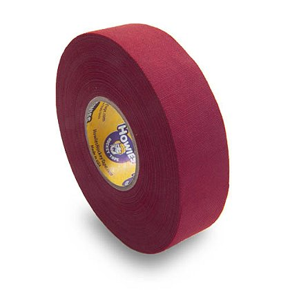 Howies Premium Maroon Cloth Hockey Tape, 1