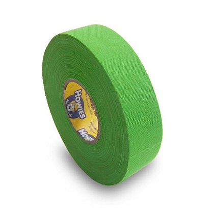 Howies Premium Neon Green Cloth Hockey Tape, 1