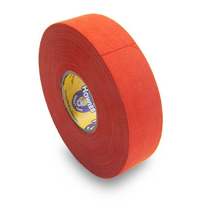 Howies Premium Orange Cloth Hockey Tape, 1