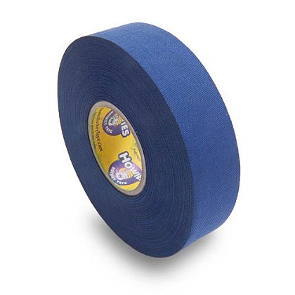 Howies Premium Royal Blue Cloth Hockey Tape, 1' x 75'