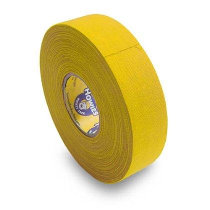 Howies Premium Yellow Cloth Hockey Tape, 1