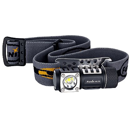 Fenix HL50 Headlamp, 170 Lumens, 2.5