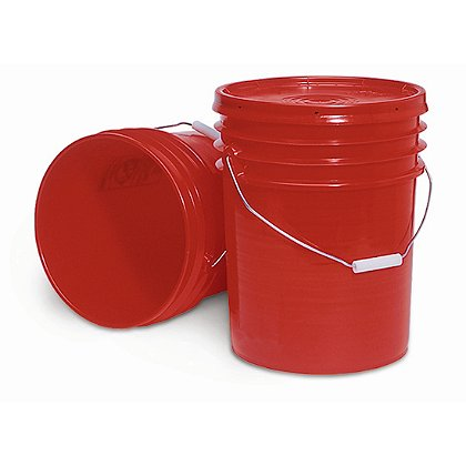 DQE Decon Bucket with Lid
