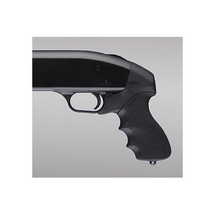 Hogue Mossberg 500 Tamer Shotgun Pistol Grip with OM Forend, Black