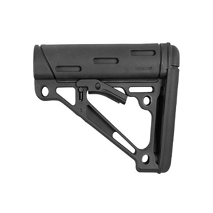 Hogue AR-15/M-16 OverMolded Collapsible Stock