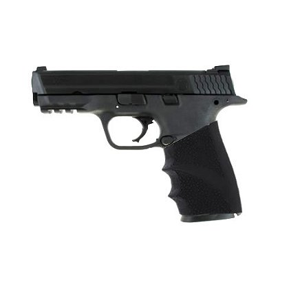 Hogue Handall Hybrid Grip Sleeve Total Smith M&P 9mm, .40 Cal 357 Sig