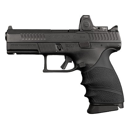 Hogue HandAll Beavertail Grip Sleeve CZ P-10