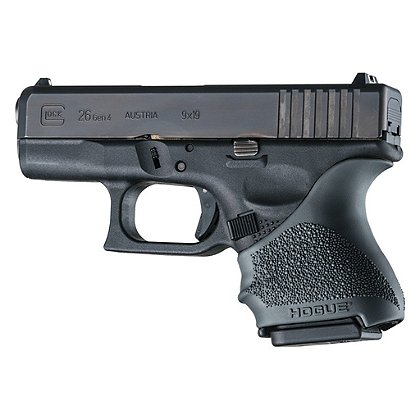 Hogue Hand All Beavertail Grip Sleeve for Glock 26