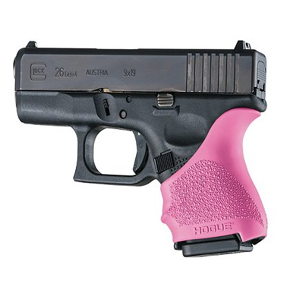 Hogue HandAll Beavertail Grip Sleeve Glock 26