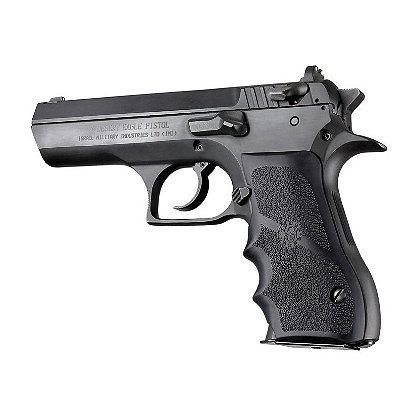 Hogue Magnum Research Baby Eagle .40/9mm Rubber Grip