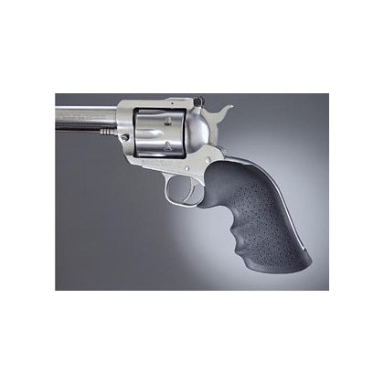 Hogue Ruger Blackhawk, Single Six Rubber Monogrip
