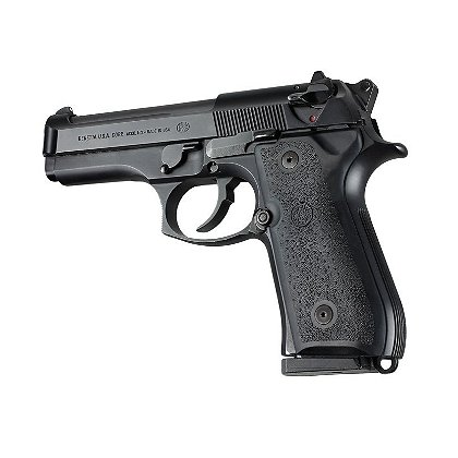 Hogue Beretta 92/96 Series Rubber Grip Panels