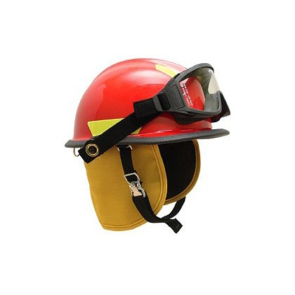 Cairns HP3 Commando Modern Helmet, NFPA, OSHA
