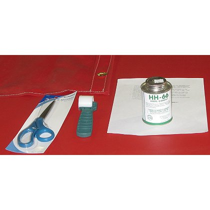 Husky Quick Fix Field Repair Kit, Vinyl