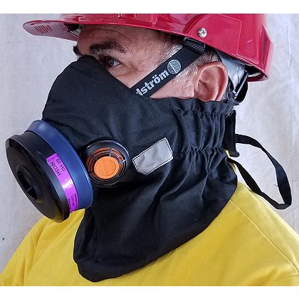 Hot Shield HS-4 Mask for Use ONLY with Sundstorm SR-100 Half Face Respirator