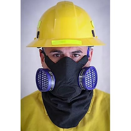Hot Shield HS-5 Hot Shield Respirator Housing and Face Protector Mask for the Drager Xplore 3500