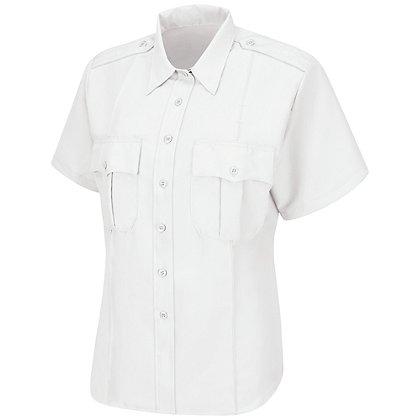 Horace Small Women's Sentry Short Sleeve Shirt w/ Zipper Front