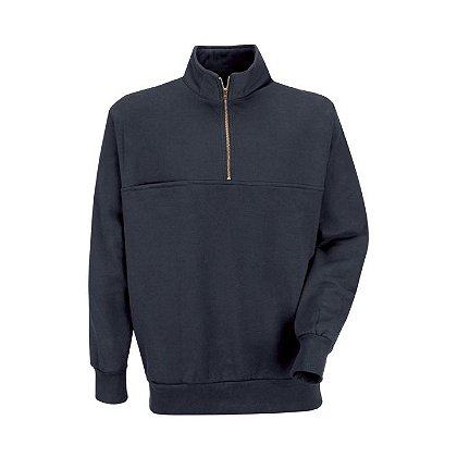 Horace Small Quarter-Zip Job Shirt