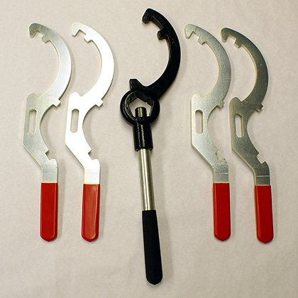Harrington All-In-One Wrench Set